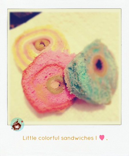 color sandwiches i love by majeakann